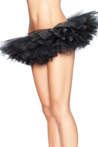 Tutu Jupon Court Organza Leg Avenue