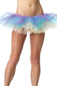 Jupon Tutu Arc en Ciel Leg Avenue