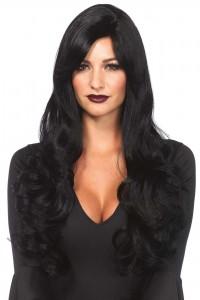 Perruque Longue Cheveux Ondulés