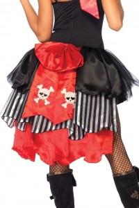 Gros Noeud Traine Costume Déguisement de Pirate