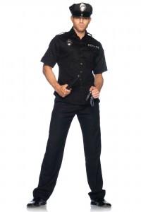 Costume Policier Homme Leg Avenue