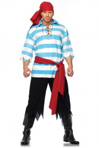 Costume Pirate Flibustier Leg Avenue