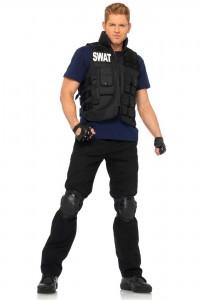 Costume Homme SWAT Leg Avenue
