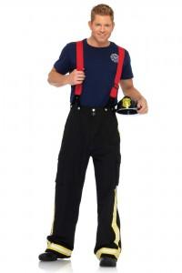 Costume Homme Pompier