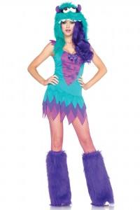 Costume Petit Monstre Coquin Leg Avenue