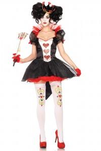 Costume Reine de Cœur Luxe
