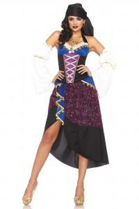 Costume Gitane Madame Irma Leg Avenue