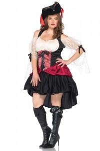 Costume Déguisement Grande Taille Pirate Sexy Leg Avenue Leg Avenue