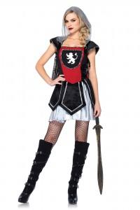 Costume Femme Chevalier Sexy