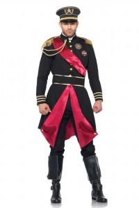 Costume Dictateur Général Militaire Leg Avenue