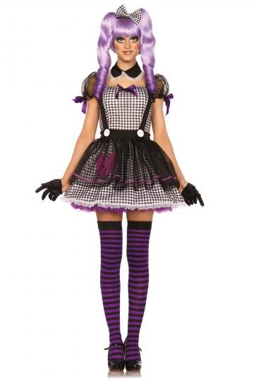 Costume Poupée Sexy Dollie