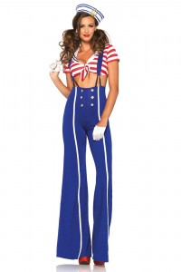 Costume Pantalon Marinette Chic