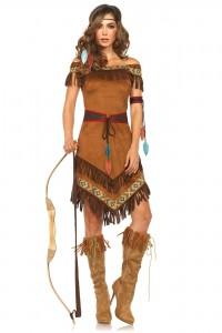 Costume Pocahontas Leg Avenue