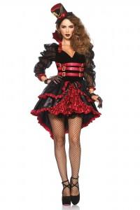 Costume Victorienne Vampire
