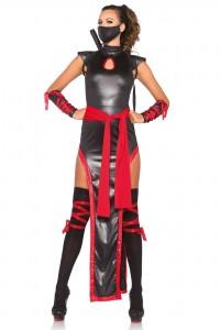 Costume Femme Ninja Sexy Shadow