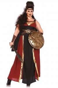 Costume Femme Guerrière Grande taille
