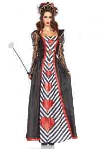 Costume Reine de Coeur Leg Avenue