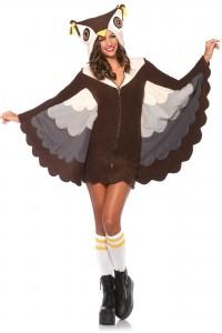 Costume Cozy de Chouette