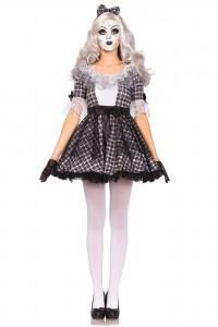 Costume Poupée de Porcelaine Leg Avenue