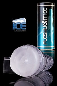 Masturbateur Transparent Anus Fleshlight Ice