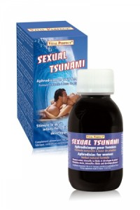 Aphrodisiaque Femme Sexual Libido Tsunami Vital Perfect