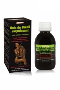 Stimulant Sexuel Mixte Surpuissant Bois du Brésil