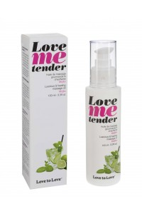 Huile Massage Love Me Tender Mojito