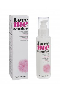 Huile Massage Love Me Tender Barbe à Papa Love to Love