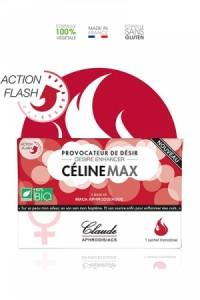Stimulateur Sexuel Femme Provocateur Désir Flash CélineMax
