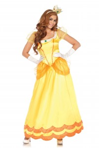 Costume Luxe Princesse Tournesol
