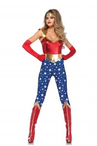 Costume Wonder Women Leg Avenue