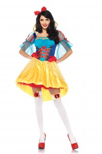Costume Blanche Neige Sexy