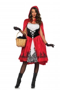 Costume Chaperon Rouge Leg Avenue