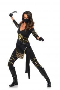 Costume Femme Ninja by Leg Avenue Leg Avenue