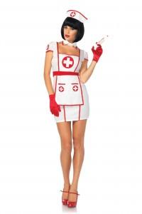 Costume Luxe Infirmière Sexy Leg Avenue Leg Avenue IM#27420