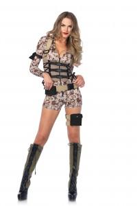 Costume Commando Camouflage Sexy Leg Avenue Leg Avenue