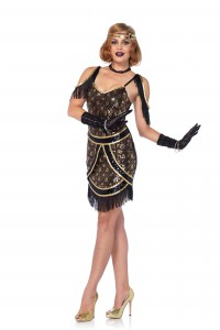 Costume Charleston Femme Chic Leg Avenue