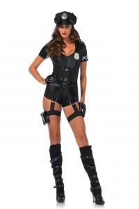 Costume Femme Luxe Police Sexy Leg Avenue Leg Avenue