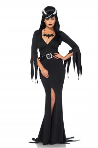 Costume Halloween Robe Longue Leg Avenue