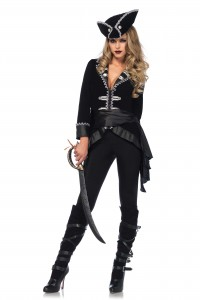 Costume Pirate Femme Seven Seas Beauty Leg Avenue Leg Avenue