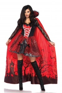 Costume Sexy Vampirella Halloween Leg Avenue