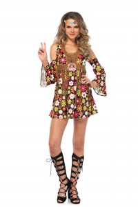 Costume StarFlower Hippie Leg Avenue