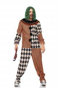 Costume Clown Cirque Halloween Homme Leg Avenue