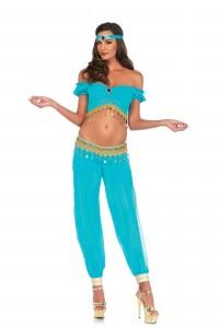 Costume Danseuse du Ventre Orientale Leg Avenue