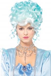 Perruque Bleu Versailles