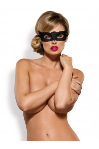Masque Noir Lingerie Obsessive