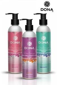 Lotion de Massage aux Phéromones by Dona