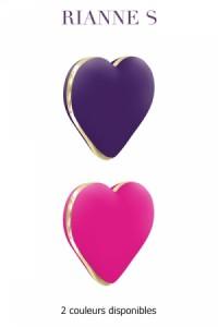Stimulateur Heart Vibe Rianne S