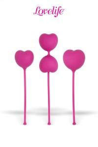 Coffret 3 Boules de Kegel Flex LoveLife IM#31924