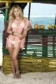 Robe Sexy de Plage Libertine Brodée Rose Corail Mapalé Resort